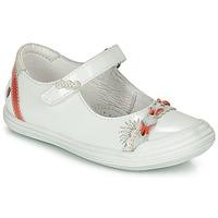 Cipők Lány Balerina cipők  GBB MARION Fehér