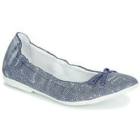 Cipők Lány Balerina cipők / babák Ramdam KIKI Kék