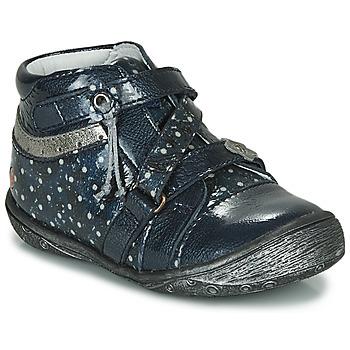 Cipők Lány Csizmák GBB NADETTE Tengerész