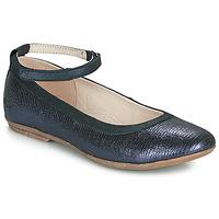 Cipők Lány Balerina cipők / babák Achile DANIELA Tengerész