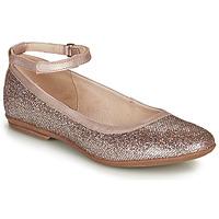 Cipők Lány Balerina cipők / babák Achile DANIELA Rózsaszín