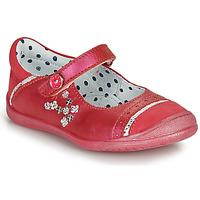 Cipők Lány Balerina cipők / babák Catimini PIPISTRELLE Rózsaszín
