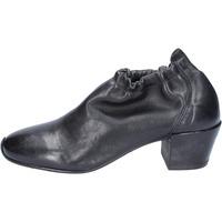 Cipők Női Bokacsizmák Moma BS503 Fekete