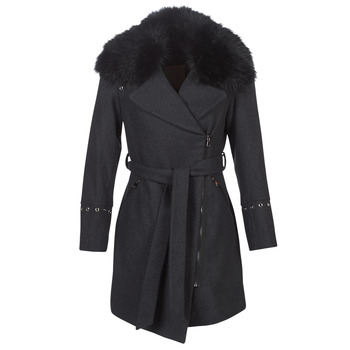 Ruhák Női Kabátok Moony Mood LITEA Szürke