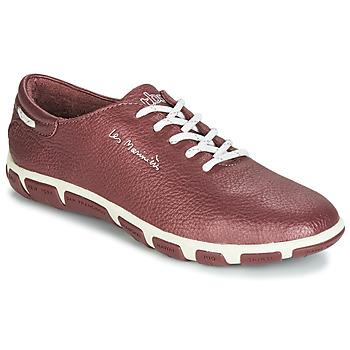 Cipők Női Rövid szárú edzőcipők TBS JAZARU Bordó