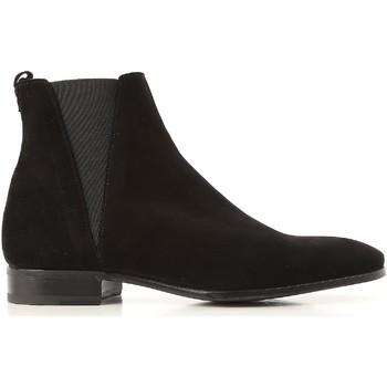 Cipők Férfi Csizmák D&G A60176 AU998 80999 nero