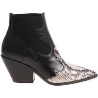 Cipők Női Bokacsizmák Casadei 1Q613L0601X496E45 nero
