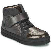 Cipők Lány Rövid szárú edzőcipők Unisa CALATA Szürke / Fekete