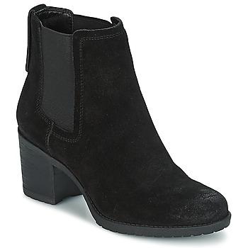 Cipők Női Bokacsizmák Sam Edelman HANLEY Fekete