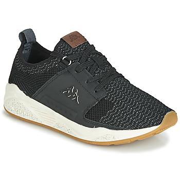 Cipők Férfi Rövid szárú edzőcipők Kappa JASMO Fekete