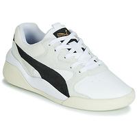 Cipők Női Rövid szárú edzőcipők Puma AEON HERITAGE Fehér / Fekete