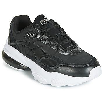 Cipők Női Rövid szárú edzőcipők Puma CELL VENOM HYPERTECH Fekete  / Fehér