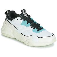 Cipők Női Rövid szárú edzőcipők Puma NOVA 2 Fehér