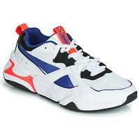 Cipők Női Rövid szárú edzőcipők Puma NOVA 2 Fehér / Kék