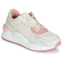 Cipők Női Rövid szárú edzőcipők Puma RS-9.8 Bézs