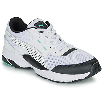 Cipők Rövid szárú edzőcipők Puma FUTURE RUNNER PREMIUM Fehér / Fekete