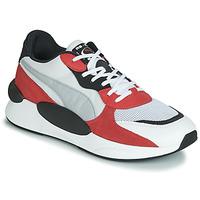 Cipők Férfi Rövid szárú edzőcipők Puma RS-9.8 TN SPACE Fehér / Piros