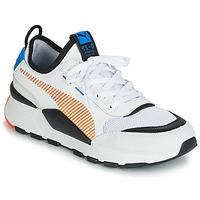 Cipők Férfi Rövid szárú edzőcipők Puma RS-0 RE-REIN MU Fehér