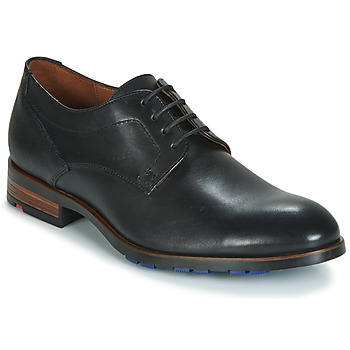 Cipők Férfi Oxford cipők Lloyd JIM Fekete