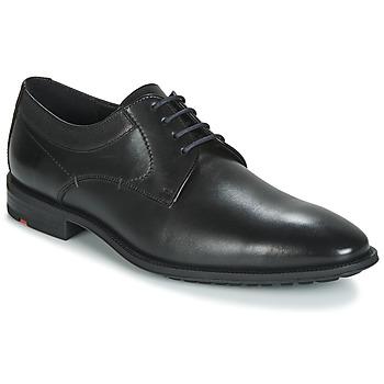 Cipők Férfi Oxford cipők Lloyd JAYDEN Fekete