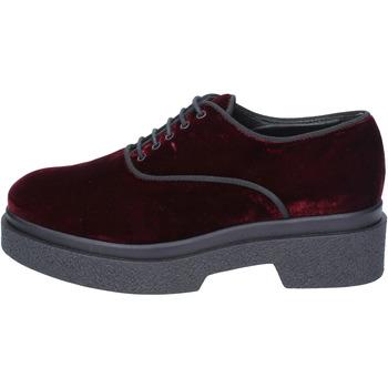 Cipők Női Oxford cipők & Bokacipők Jeannot BS636 Ibolya