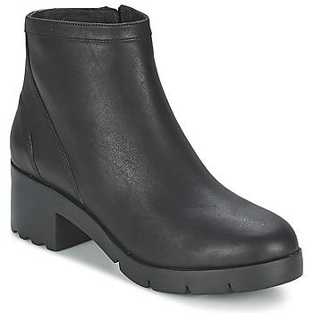 Cipők Női Bokacsizmák Camper WANDA Fekete