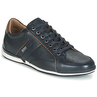 Cipők Férfi Rövid szárú edzőcipők BOSS SATURN LOWP TBPF1 Tengerész