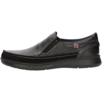 Cipők Férfi Belebújós cipők Luisetti 27900NA Black