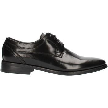 Cipők Férfi Oxford cipők Luisetti 14709GOMA Black