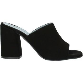 Cipők Női Papucsok Albachiara NC82 Black