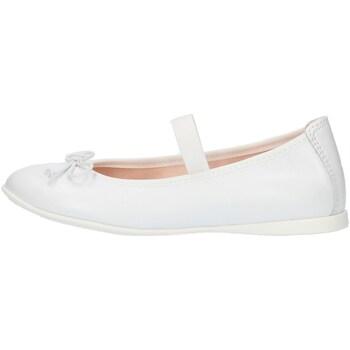 Cipők Lány Balerina cipők  Pablosky 331103 White