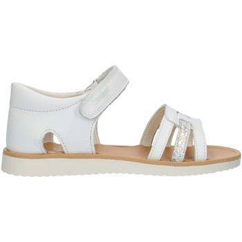 Cipők Lány Szandálok / Saruk Pablosky 030500 White
