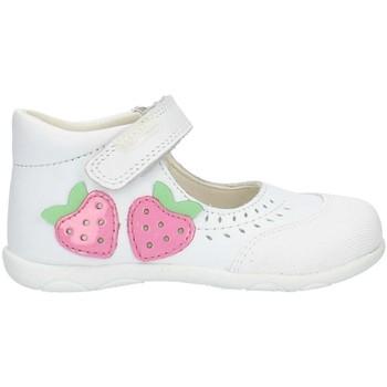 Cipők Lány Balerina cipők  Pablosky 001600 White