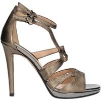 Cipők Női Szandálok / Saruk Bacta De Toi 336 Gunmetal