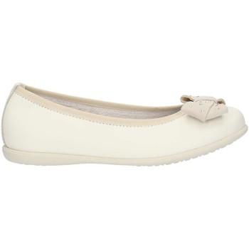Cipők Lány Balerina cipők  NeroGiardini P931051F Milk