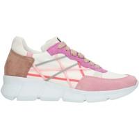 Cipők Női Rövid szárú edzőcipők L4k3 08LEG Pink