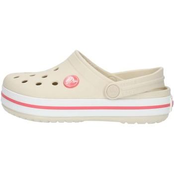 Cipők Gyerek Klumpák Crocs 204537 Stucco / melon