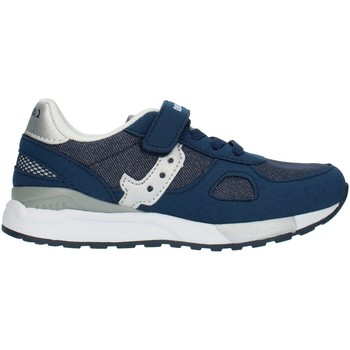 Cipők Lány Rövid szárú edzőcipők Canguro C60216H Jeans