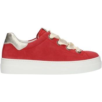 Cipők Női Rövid szárú edzőcipők Nero Giardini P907813D Red