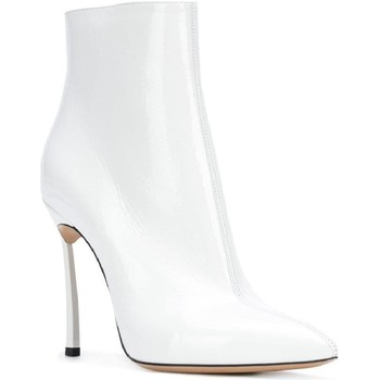 Cipők Női Csizmák Casadei 1Q618L100TRAIN900 bianco