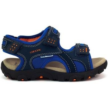 Cipők Fiú Sportszandálok Geox JR Strada