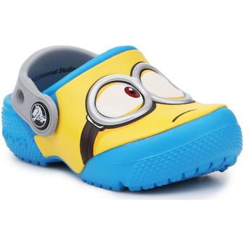 Cipők Gyerek Klumpák Crocs funlab Minions 204113-456 żółty, niebieski