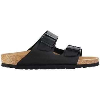 Cipők Papucsok Birkenstock Arizona BS W Fekete