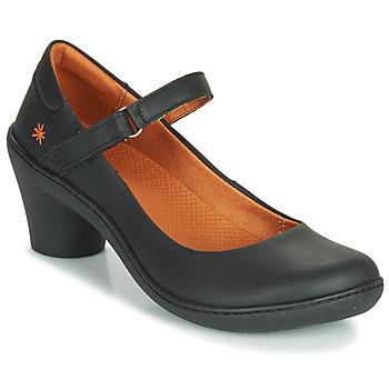 Cipők Női Félcipők Art ALFAMA Fekete