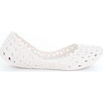 Cipők Női Balerina cipők  Melissa 32246 Bianco