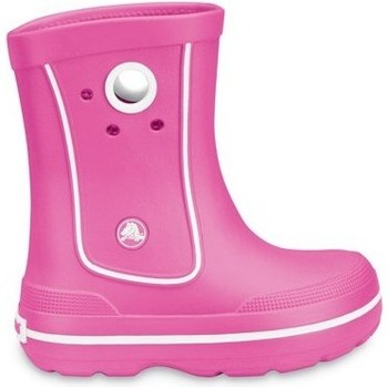Cipők Gyerek Gumicsizmák Crocs Crocs™ Kids' Crocband™ Jaunt Bright pink