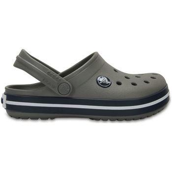Cipők Gyerek Klumpák Crocs Crocs™ Kids' Crocband Clog Smoke/Navy