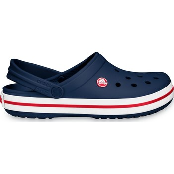 Cipők Férfi Papucsok Crocs Crocs™ Crocband™ Navy