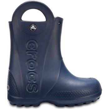 Cipők Gyerek Gumicsizmák Crocs Crocs™ Kids' Handle It Rain Boot Navy