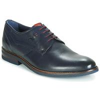Cipők Férfi Oxford cipők Fluchos OLLYMPO Kék
